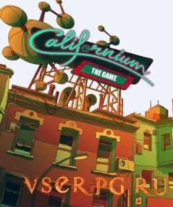 Постер игры Californium