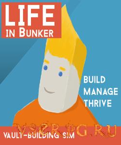 Постер игры Life in Bunker