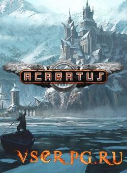 Постер игры Acaratus