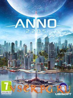 Постер игры Anno 2205: Tundra