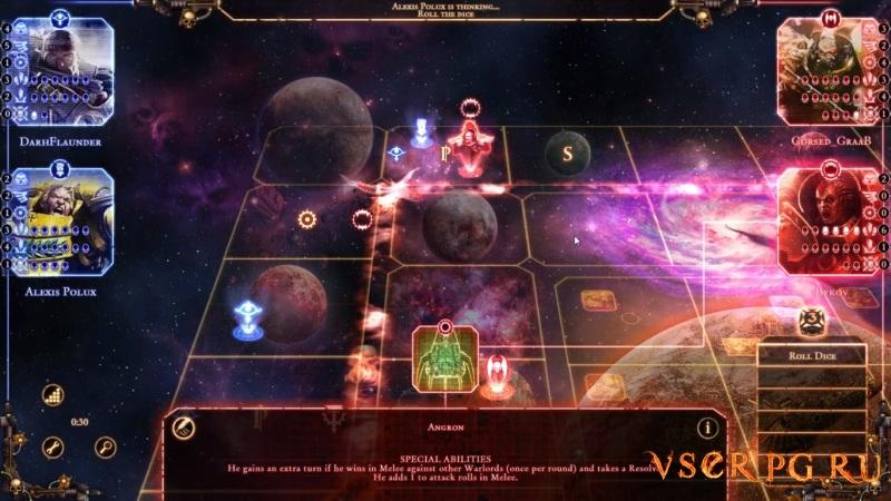 Talisman: The Horus Heresy screen 1