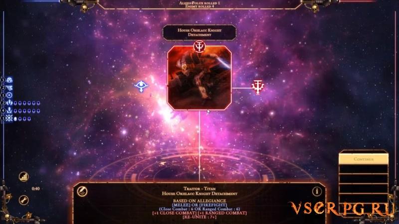 Talisman: The Horus Heresy screen 2