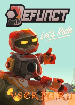 Постер игры Defunct
