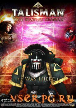 Постер игры Talisman: The Horus Heresy