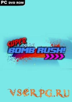Постер игры Super Bomb Rush