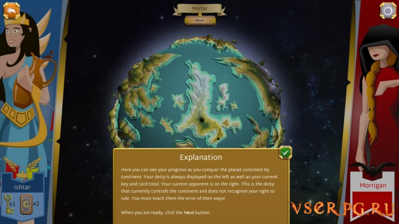 Godus Wars screen 1