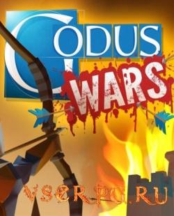 Постер игры Godus Wars