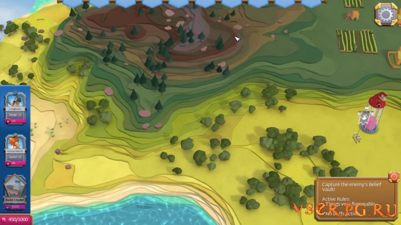 Godus Wars screen 3