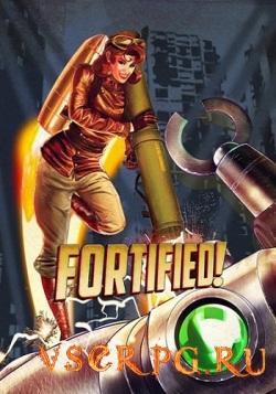 Постер игры Fortified
