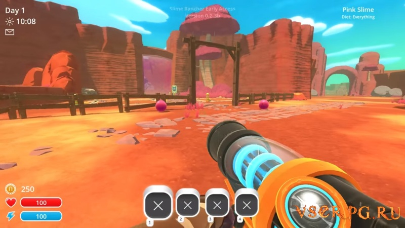 Slime Rancher screen 1
