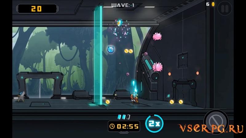 The Bug Butcher screen 3