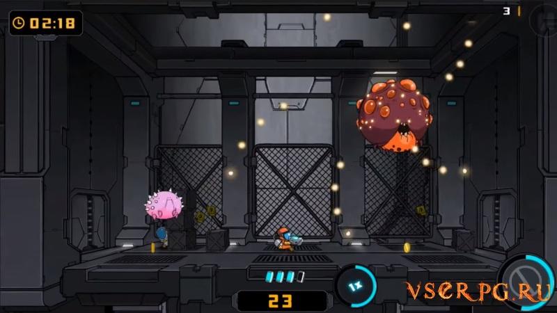 The Bug Butcher screen 2