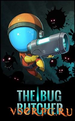 Постер игры The Bug Butcher
