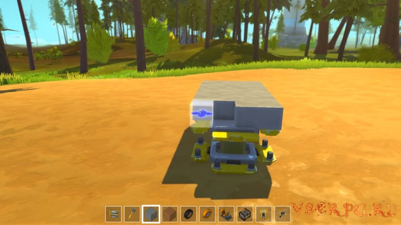 Scrap Mechanic screen 1