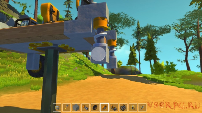 Scrap Mechanic screen 3