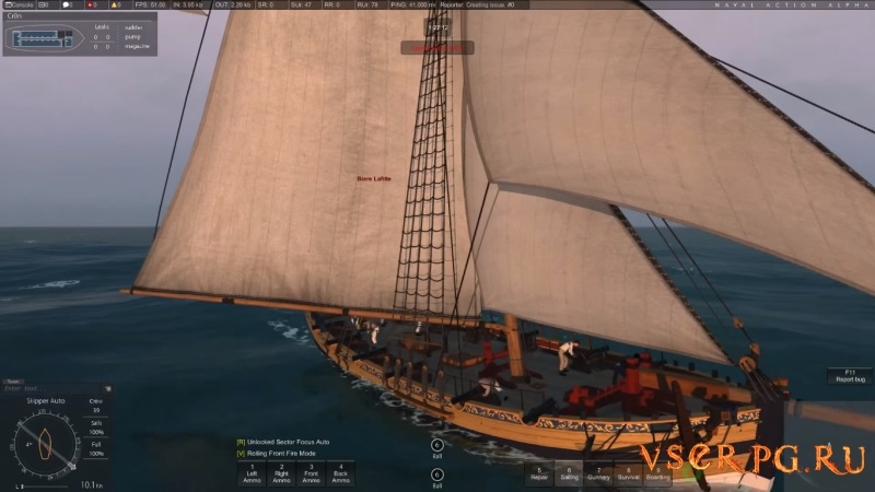 Naval Action screen 2