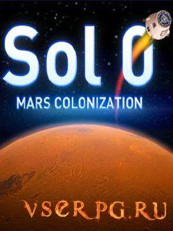 Постер игры Sol 0: Mars Colonization
