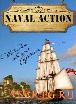 Постер игры Naval Action