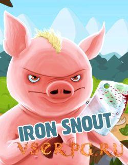 Постер игры Iron Snout