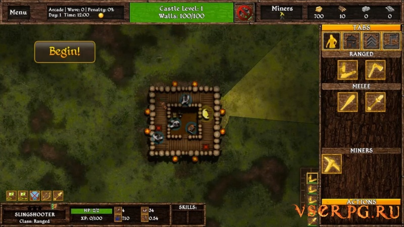 Fortify screen 1