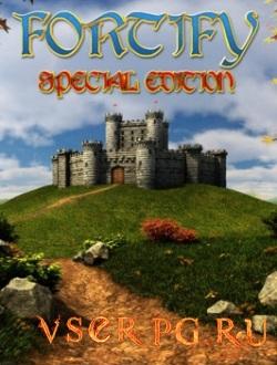 Постер игры Fortify