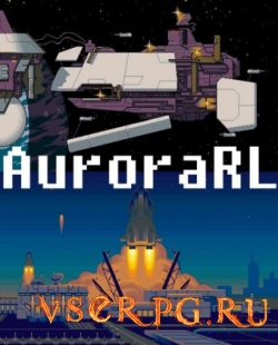 Постер игры AuroraRL