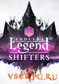 Постер игры Endless Legend: Shifters