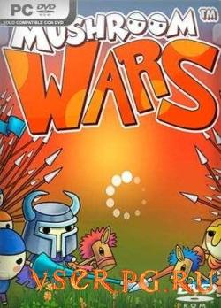 Постер игры Mushroom Wars