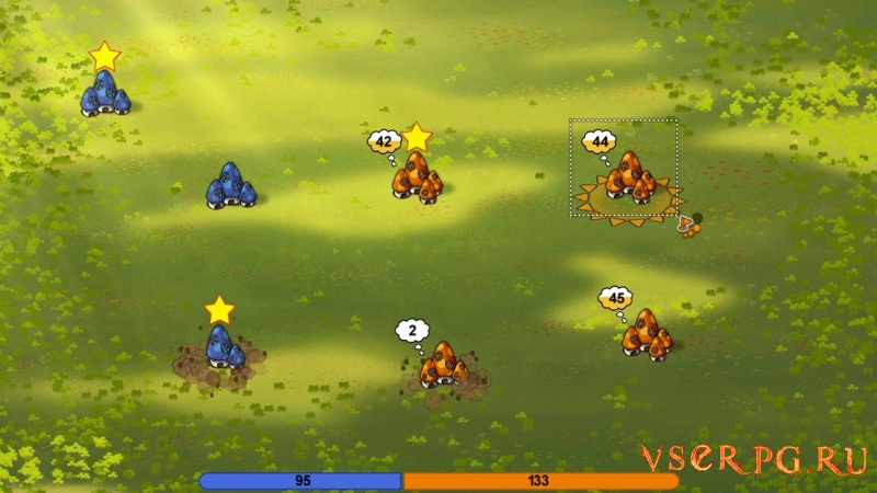 Mushroom Wars screen 3