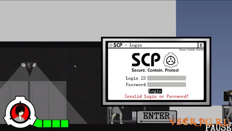 Daughter of Shadows: An SCP Breach Event screen 3