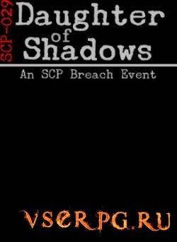 Постер игры Daughter of Shadows: An SCP Breach Event