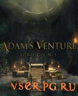 Постер игры Adam's Venture: Origins