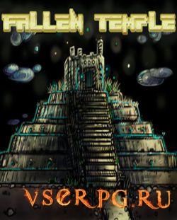 Постер игры Fallen Temple