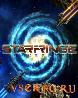 Постер игры StarFringe: Adversus