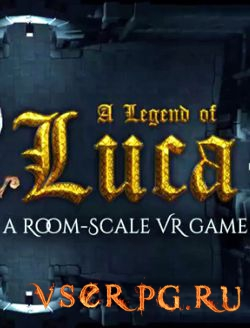 Постер игры A Legend of Luca