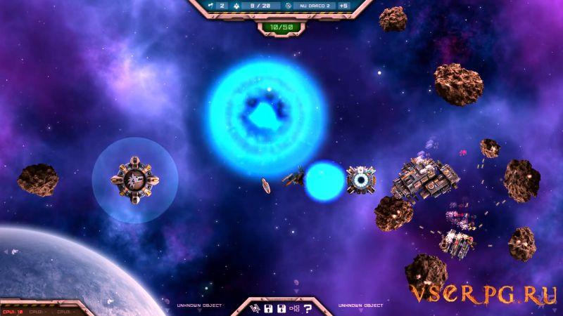 StarFringe: Adversus screen 3