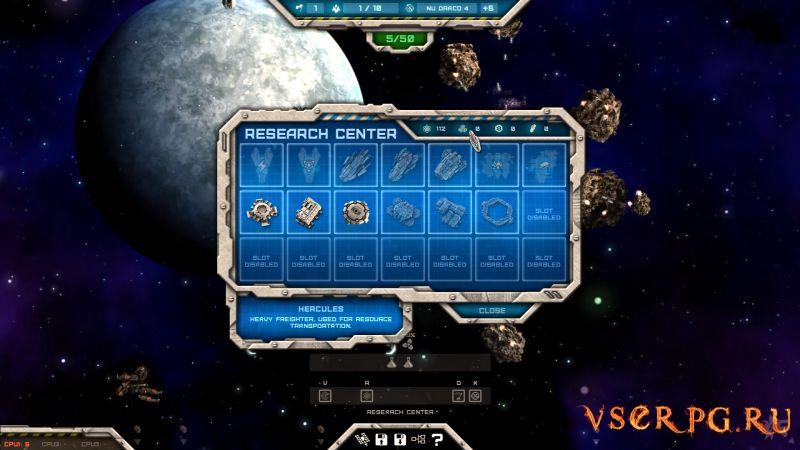 StarFringe: Adversus screen 2
