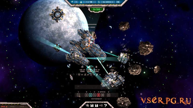 StarFringe: Adversus screen 1