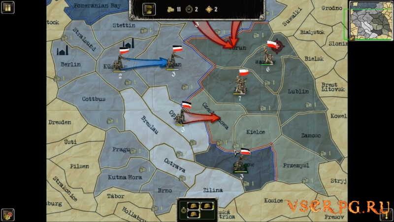 Strategy & Tactics: Wargame Collection screen 1