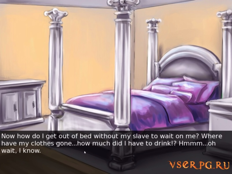 Drusilla Dreams screen 1