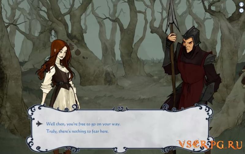 The Huntsman: Winter's Curse screen 1