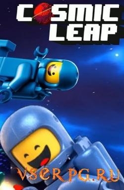 Постер игры Cosmic Leap