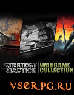 Постер игры Strategy & Tactics: Wargame Collection