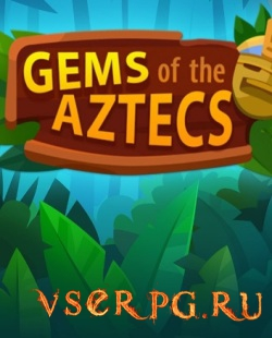 Постер игры Gems of the Aztecs