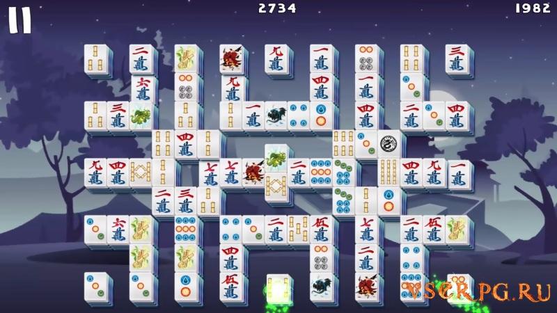Mahjong Deluxe 3 screen 1