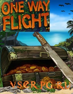 Постер игры One Way Flight
