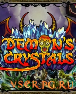 Постер игры Demon's Crystals