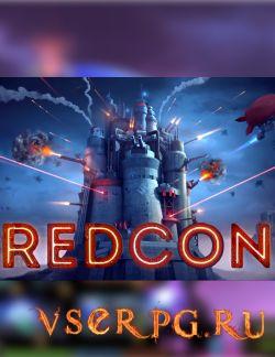 Постер игры REDCON