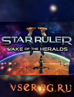 Постер игры Star Ruler 2: Wake of the Heralds