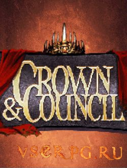 Постер игры Crown and Council